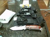 TOPS BUCK Combat Knife BUCK CSAR-T